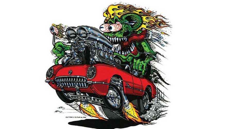 Ed 'Big Daddy' Roth Art To Be Exhibited At Corvette Museum