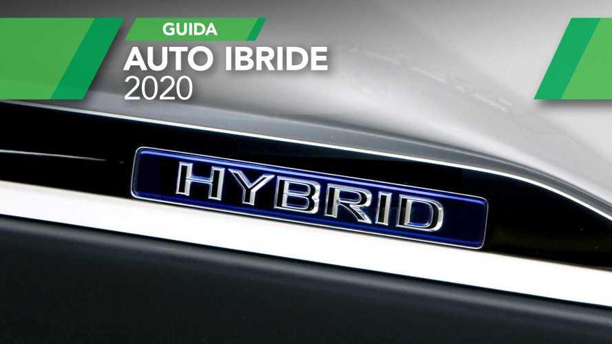Auto 2020, tutte le nuove ibride in arrivo