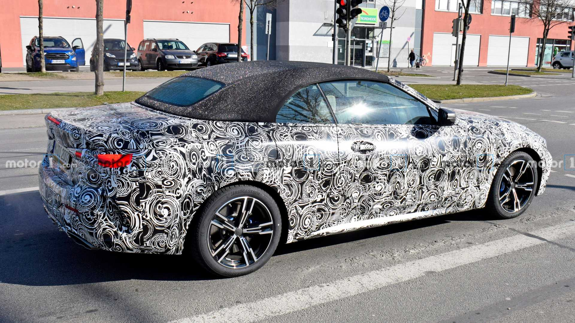 2020 - [BMW] Série 4 Coupé/Cabriolet G23-G22 - Page 8 2021-bmw-4-series-convertible-new-spy-photo