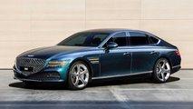 Genesis G80 (2020): Scharfer Korea-Luxus für den US-Markt