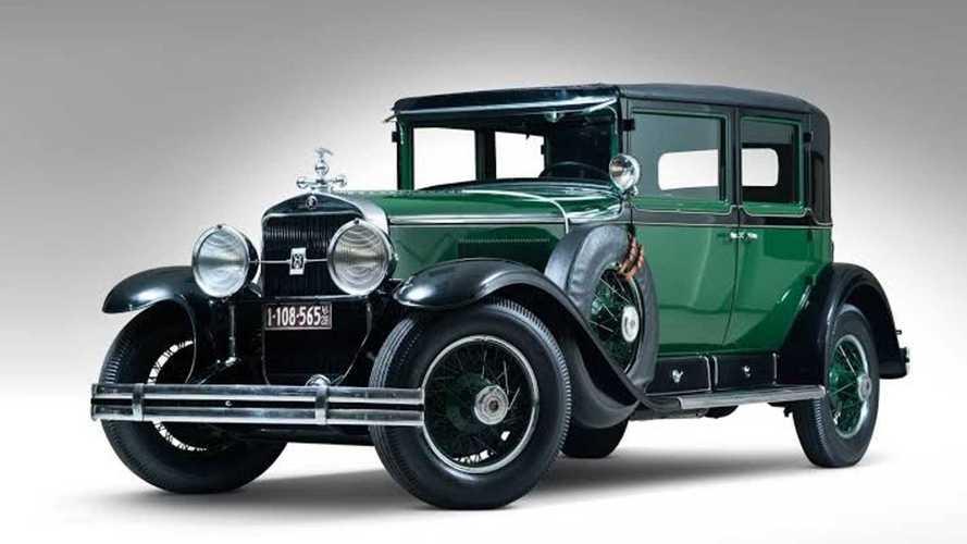 Collection: Cadillac de Al Capone está à venda (novamente) por US$ 1 milhão