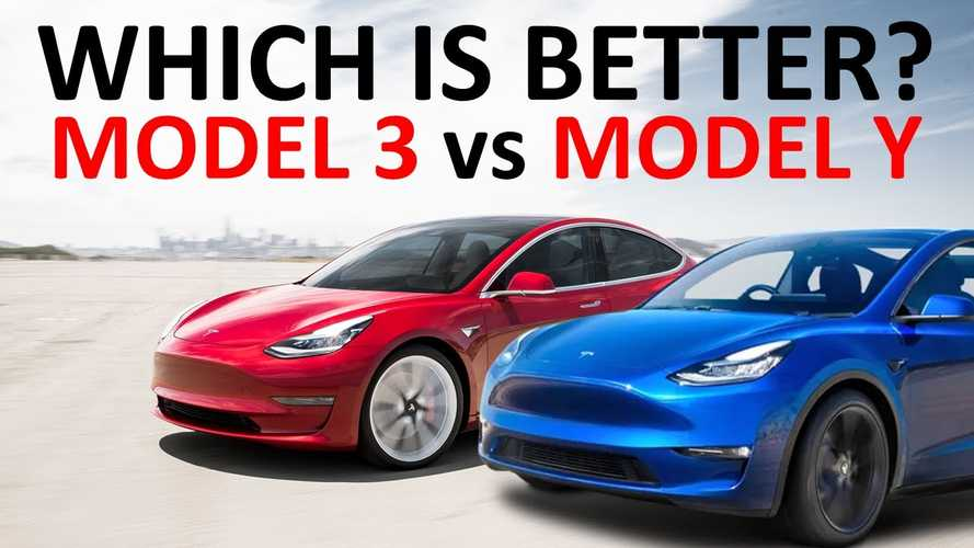 Tesla Model Y Vs Model 3: Key Metrics Compared In Video & Charts