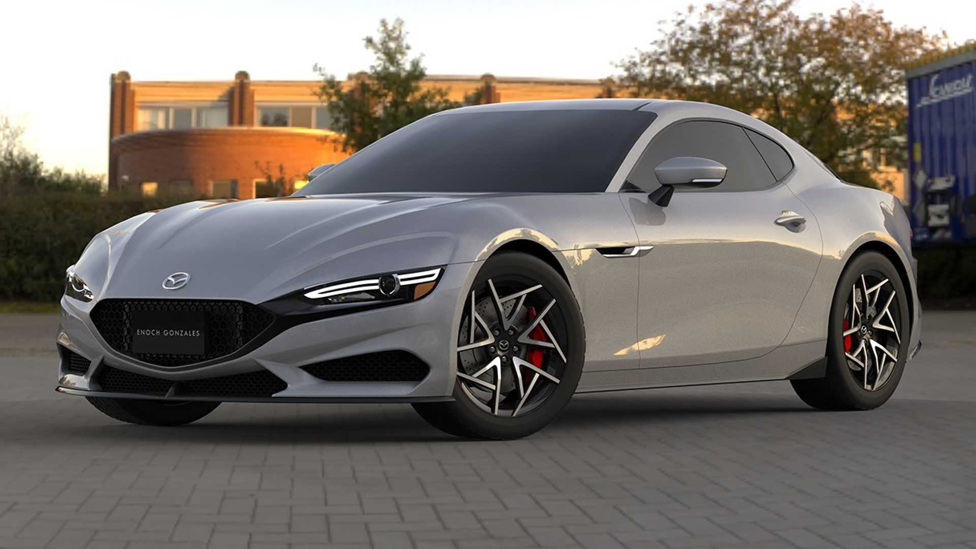 2022 Mazda RX-7 Rendering Looks Too Good To Be True