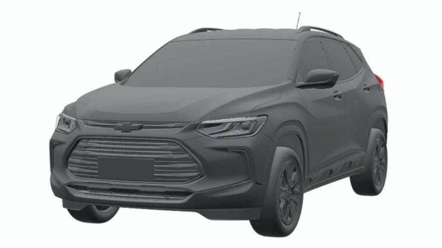 Novo Chevrolet Tracker é registrado no Brasil às vésperas da estreia