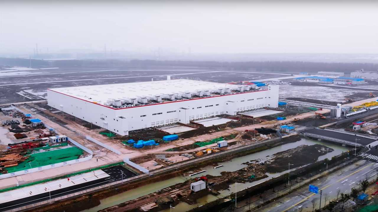 Tesla Gigafactory 3 (Source: Jason Yang)