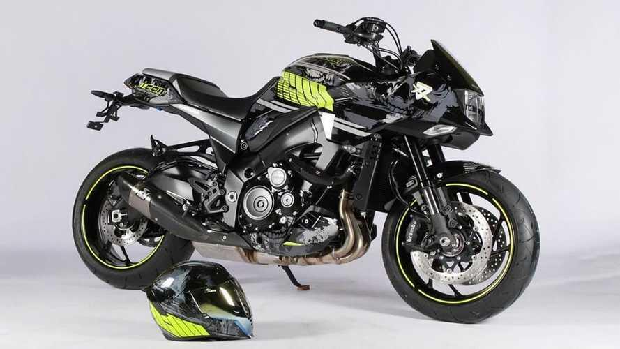 2020 Suzuki Katana Icon Limited Edition