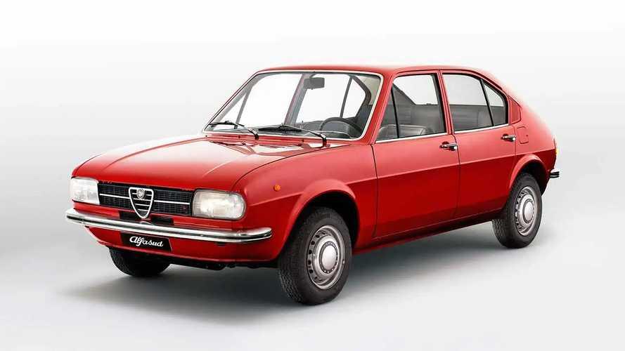 Alfa Romeo Alfasud, tutte le foto