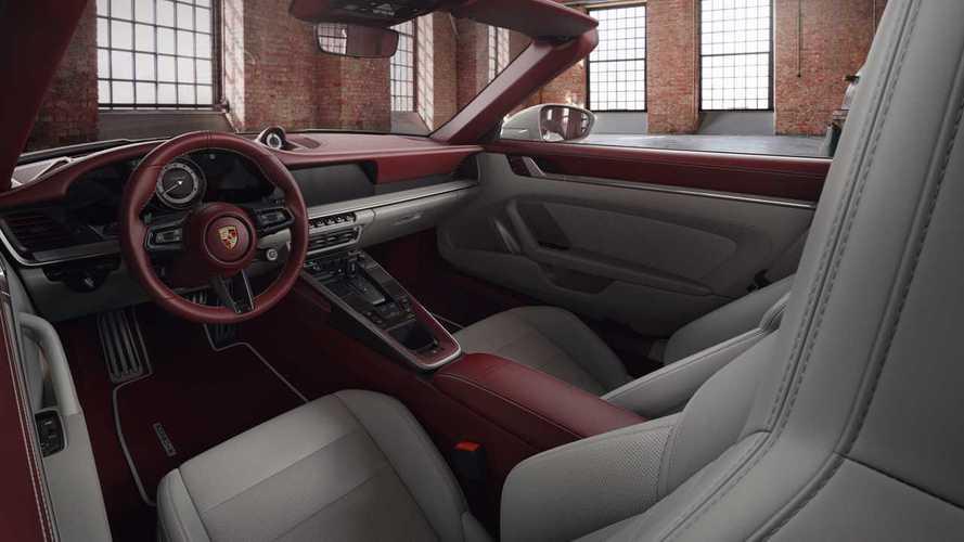 Porsche Exclusive Manufaktur crea el interior soñado para el 911 2020