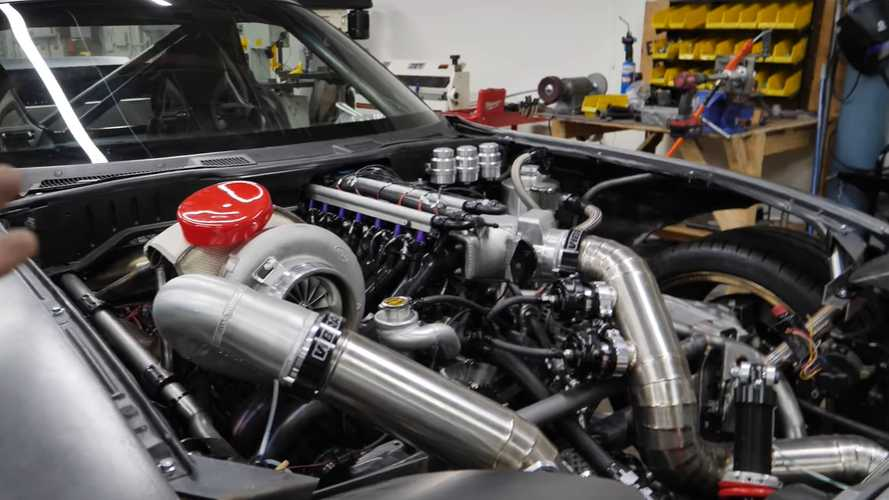 2020 Corvette C8 Four-Rotor Engine Swap Is Actually Happening