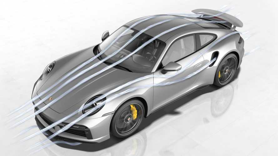 Porsche 911 Turbo S: Wie die adaptive Aerodynamik funktioniert