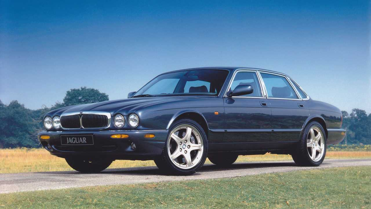 Jaguar XJ type X300 et X308