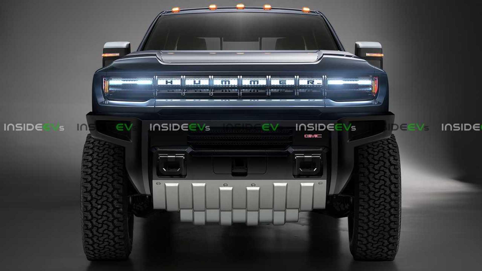 Hummer Electric Pickup Truck Vs Tesla Cybertruck: Survey ...