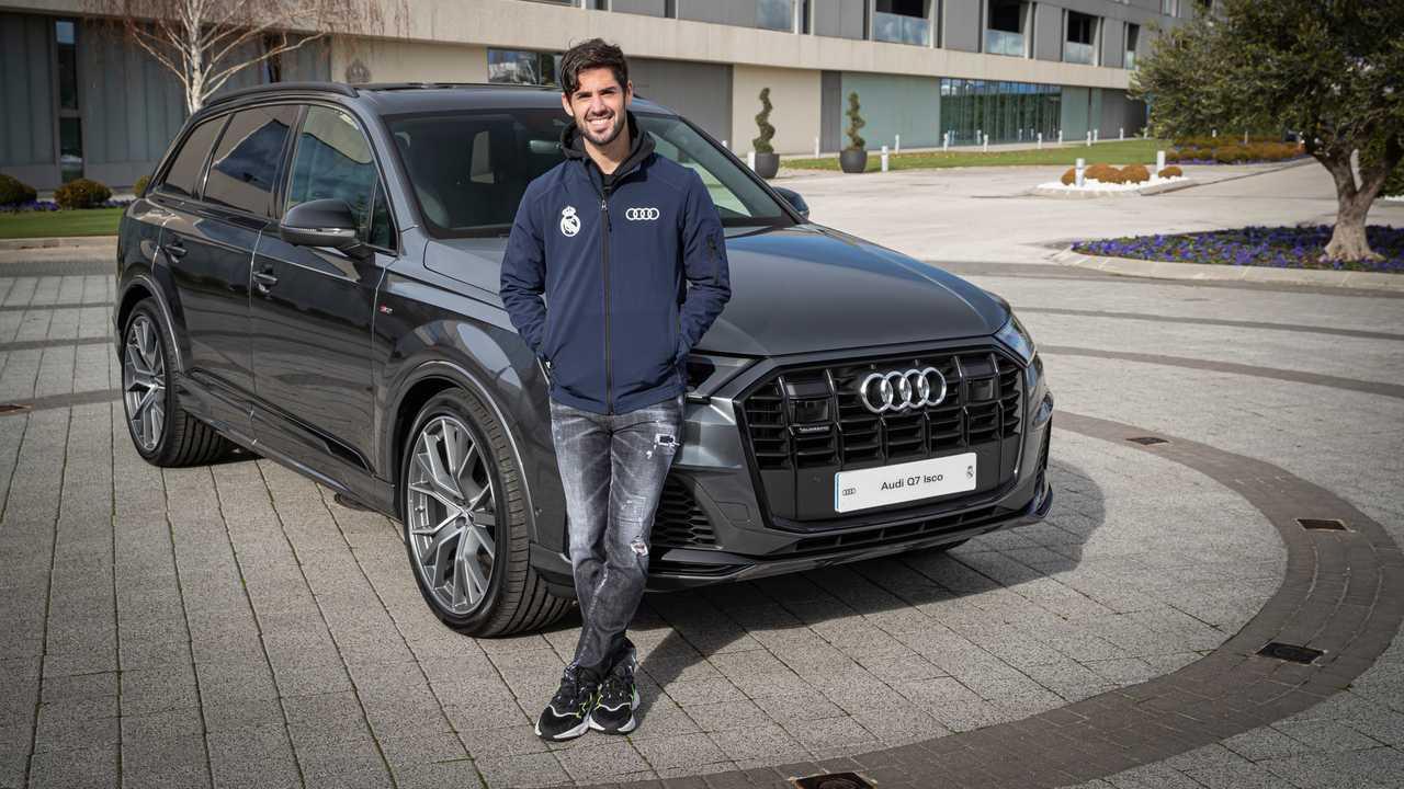 Isco - Audi Q7