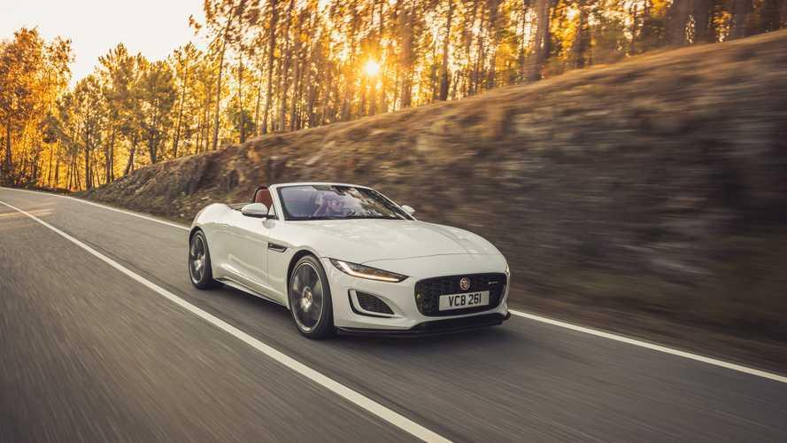 Jaguar F-Type 2020: come diventare fan del V8