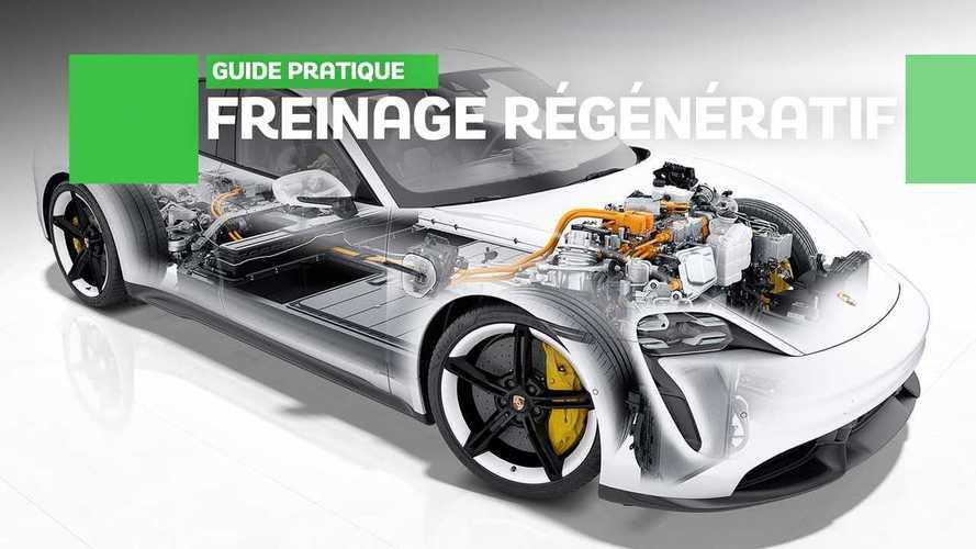 Comment fonctionne le freinage régénératif ?