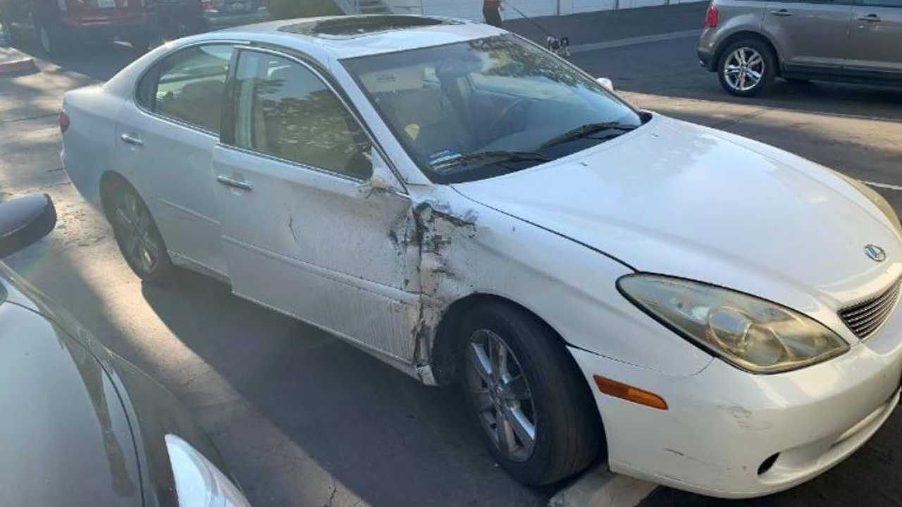 Lexus Hit-And-Run