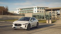 Jaguar I-Pace carbon neutral tour