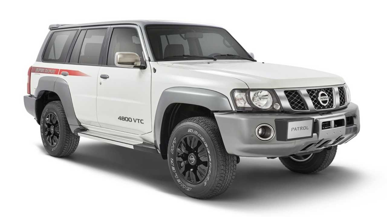 Nissan Patrol GR Dubái (Patrol Super Safari)