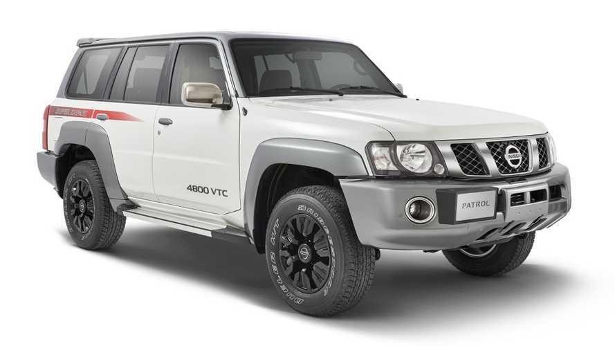 ¿Comprarías un TT como el Nissan Patrol GR, nuevo, por 37.000 euros?