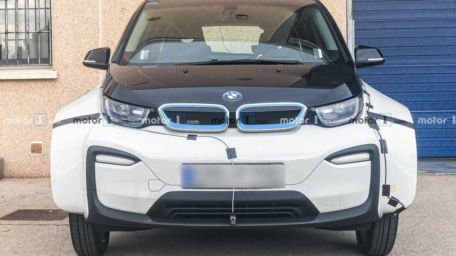 BMW i3 Test Mule Spy Photos