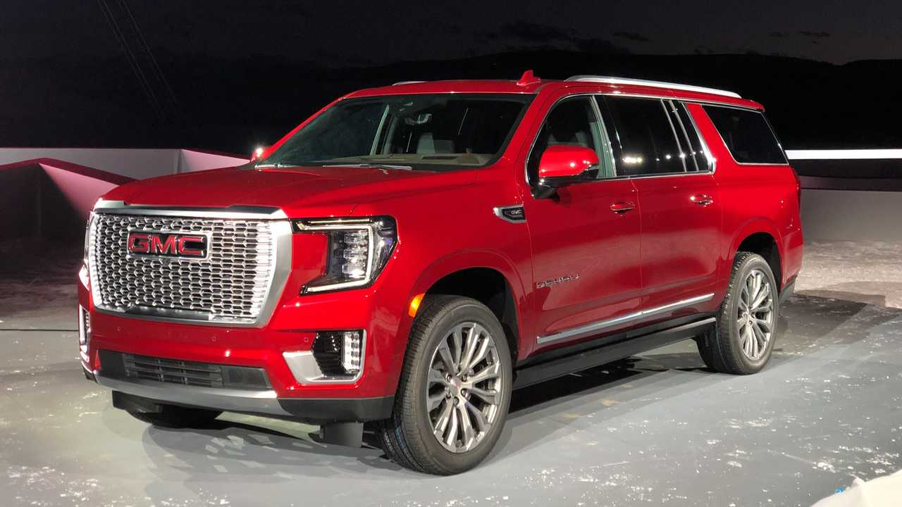 2021 gmc yukon design technology highlighted in several