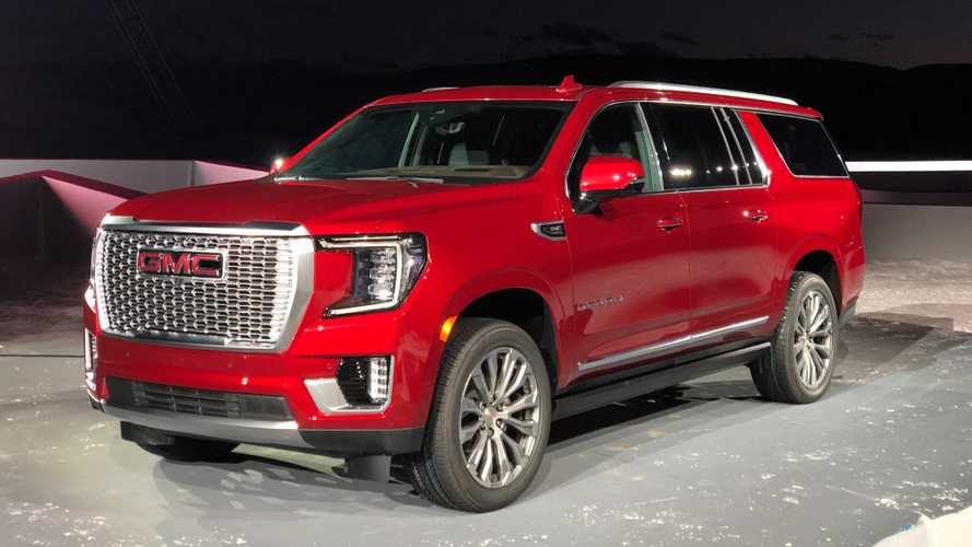 2021 GMC Yukon Design, Technology Highlighted In Several ...