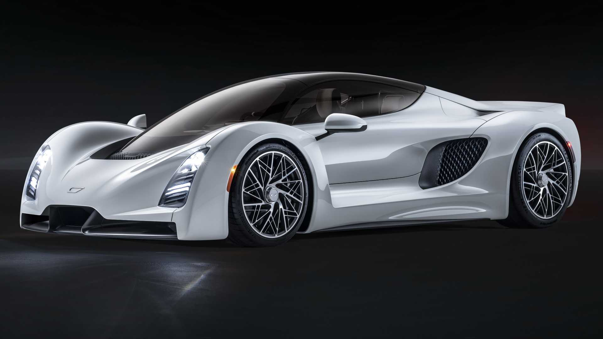 Czinger 21C hypercar debuts with 2.88-litre V8, 268 mph top speed