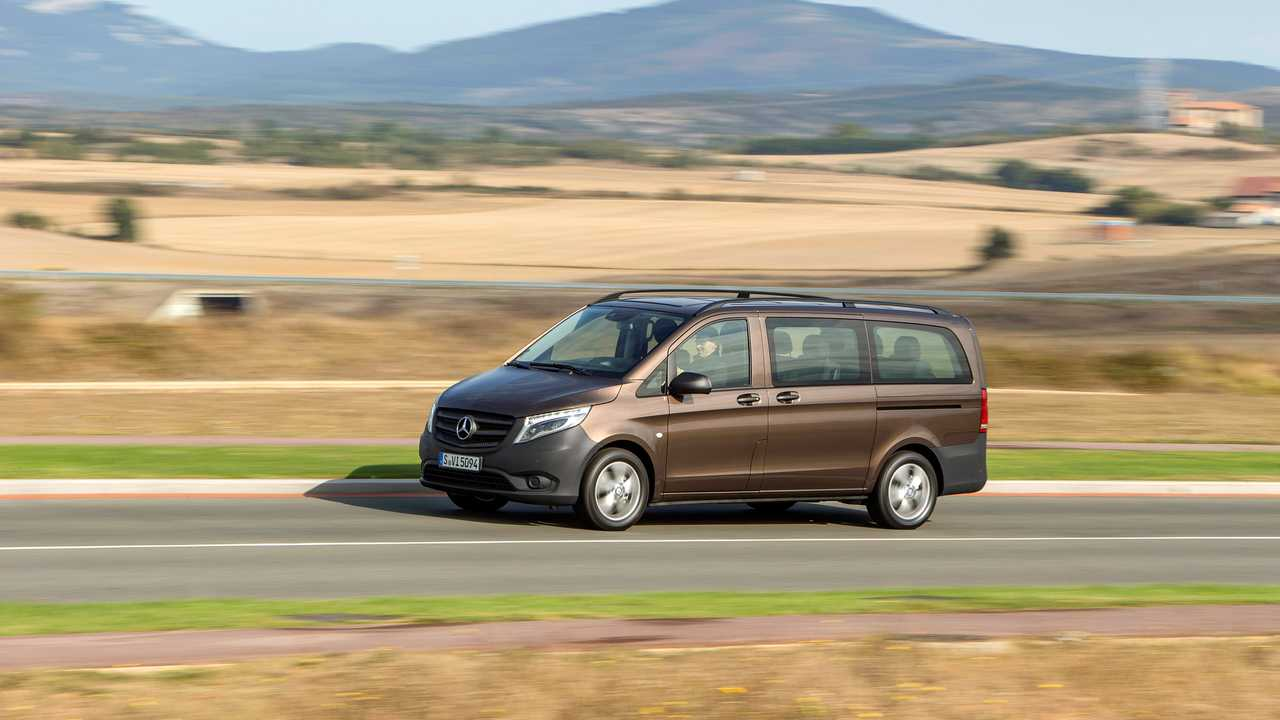 3 - Mercedes-Benz Vito Tourer