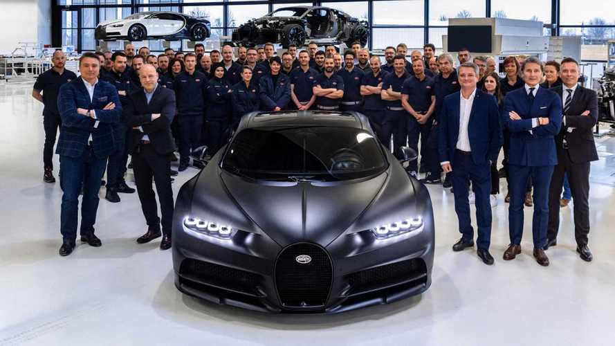 La vidéo du 0 à 400 km/h de Bugatti expliquée par son réalisateur