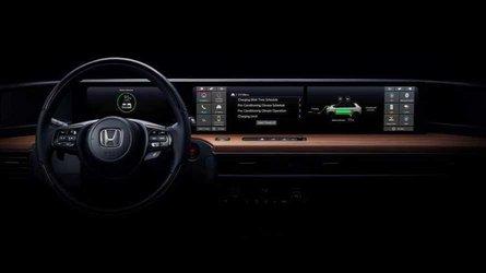 Honda Urban EV 2019: primera imagen del interior