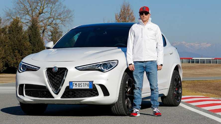 Kimi Räikkönen Baloccóban ismerkedett az Alfa Romeóval