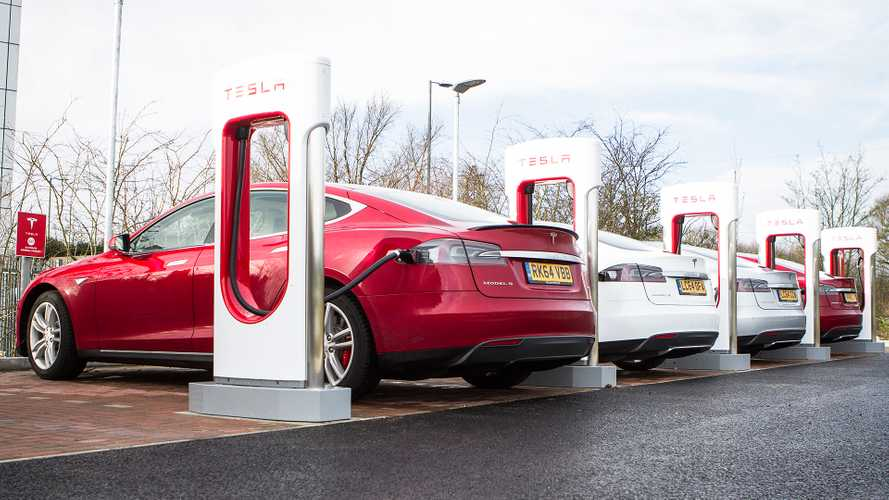 Tesla Reportedly Closing Superchargers In Spain Due To COVID-19