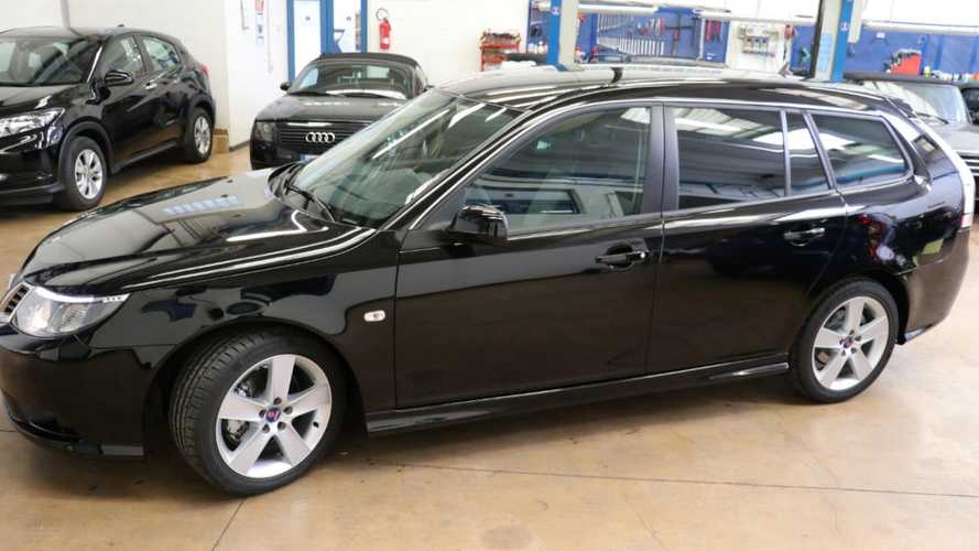Probably The Last New Saab For Sale