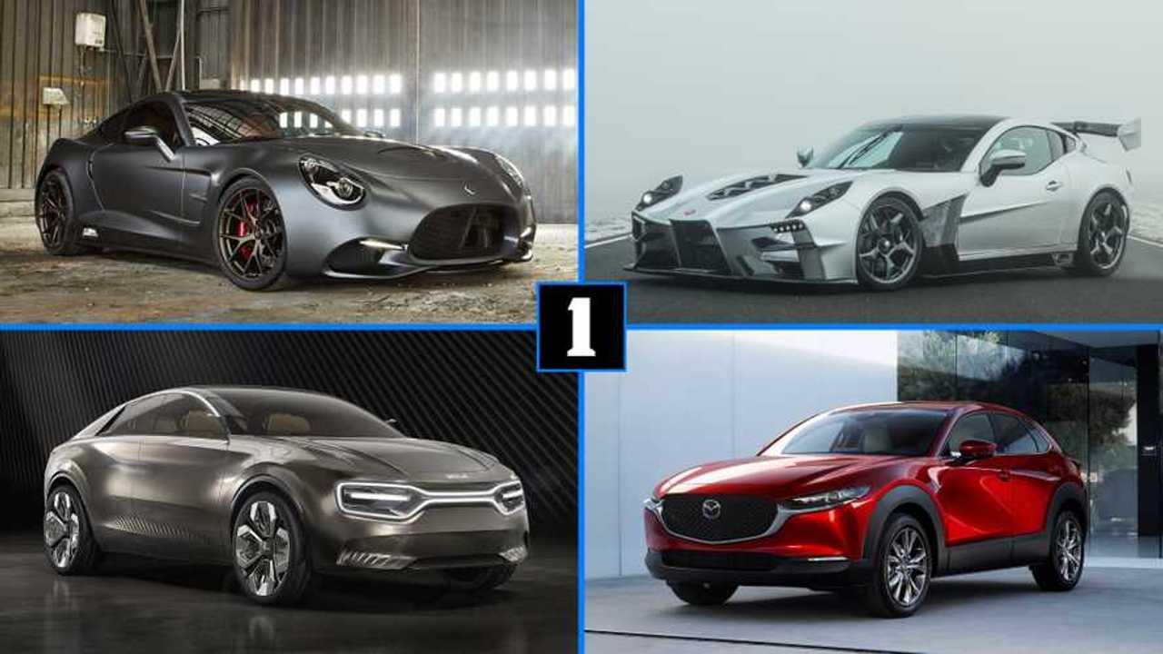 Geneva Motor Show: Best And Worst