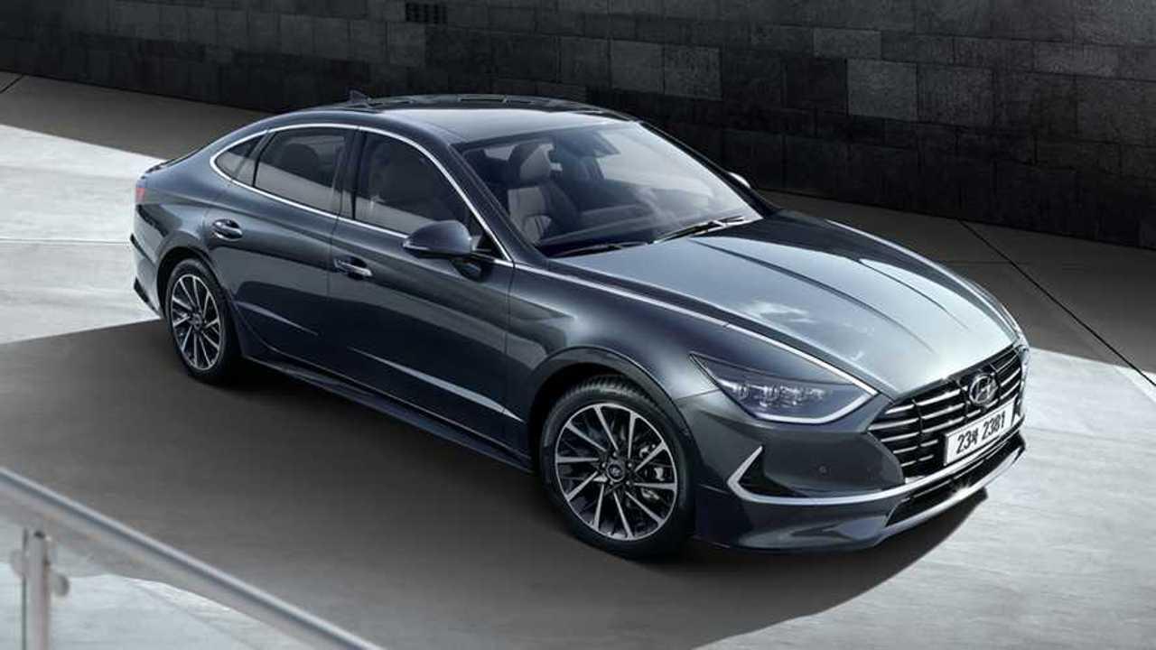 2020 Hyundai Sonata Feature Image