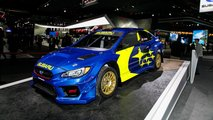 2019 Subaru STI Rally Car