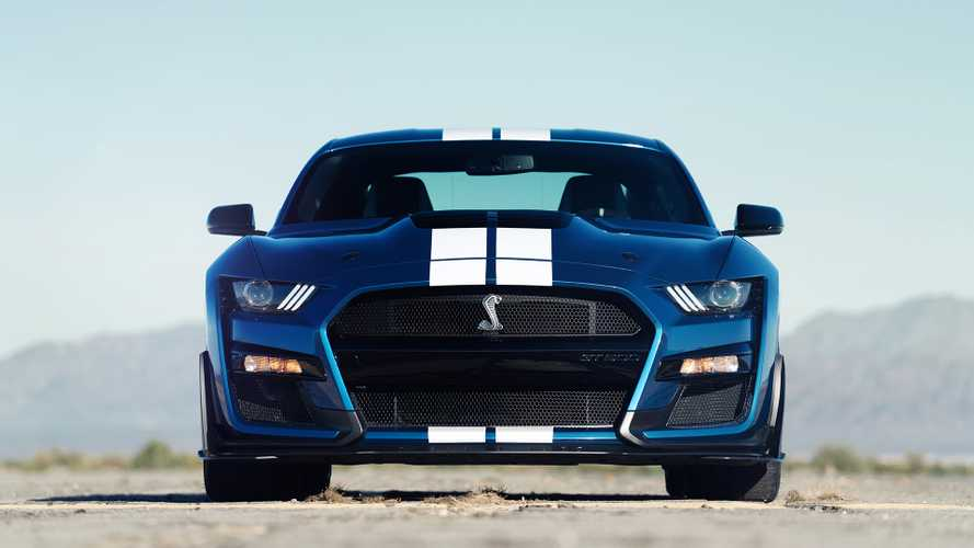 Ford Mustang Shelby GT500, il V8 a quota 760 CV
