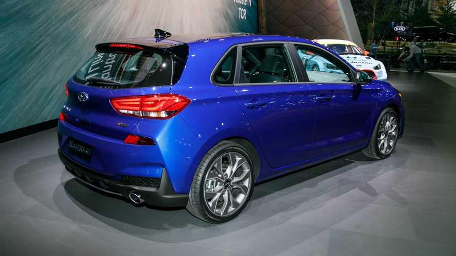 Hyundai Elantra GT, Elantra GT N Line Dead In The U.S.