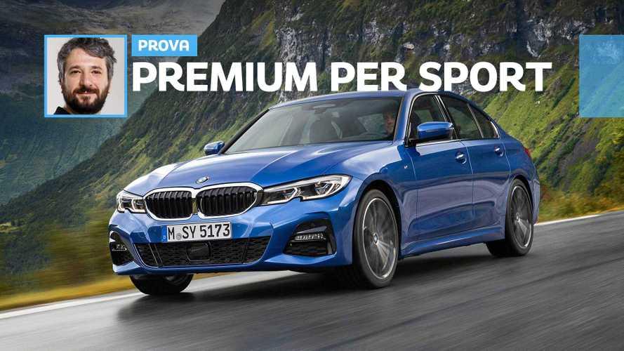 Nuova BMW Serie 3, è ancora