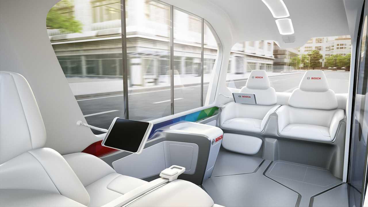 Shuttle Bosch su richiesta