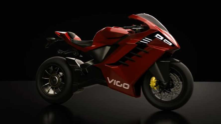 The Vigo Electric Motorcycle Promises A 400-Mile Range