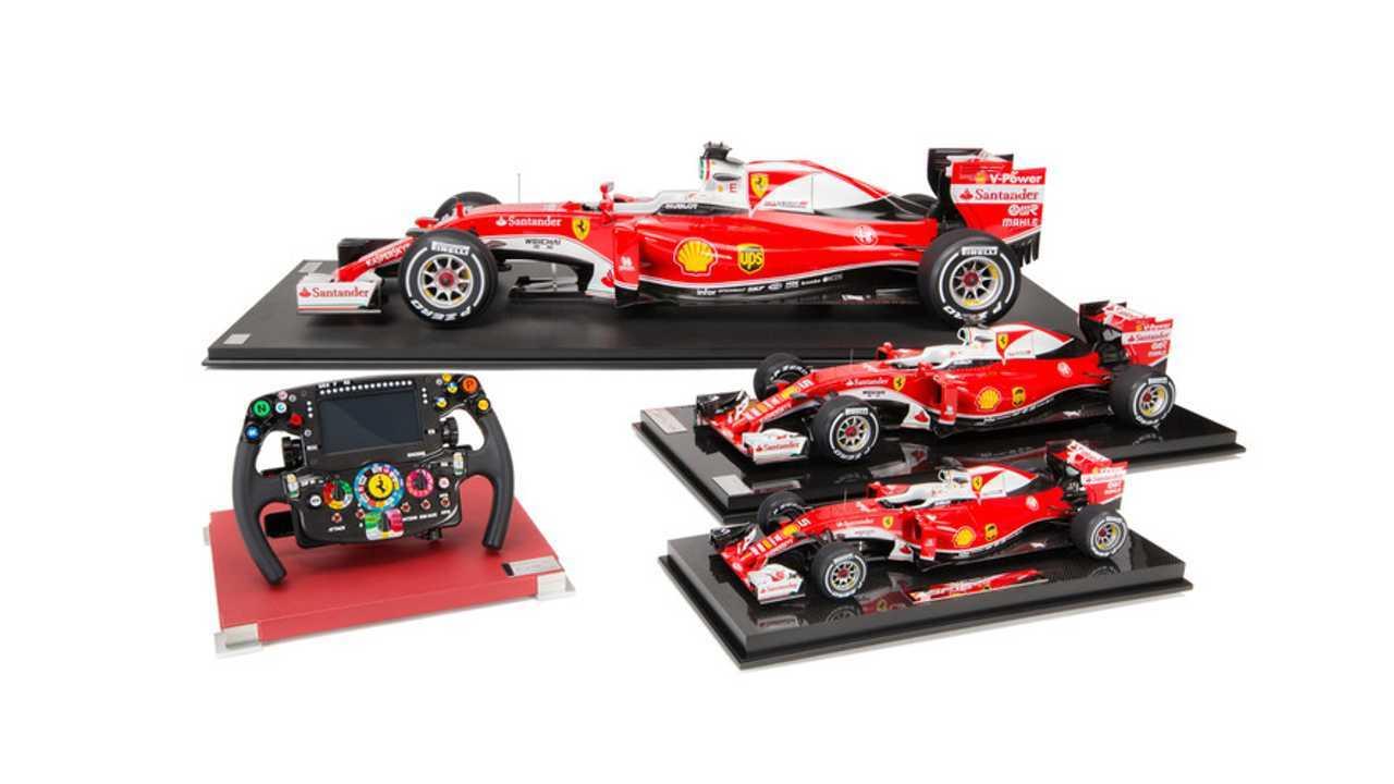 Ferrari SF16H de F1