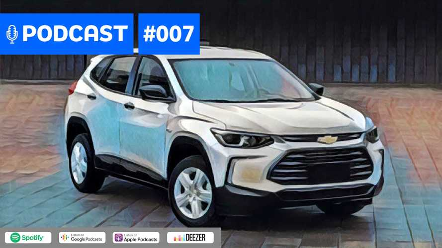 Motor1Cast #7: Os R$ 10 bilhões da Chevrolet em SP, novo BMW 330i e mais