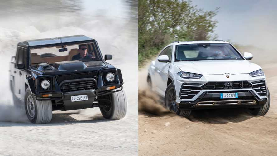 Lamborghini considering new rugged SUV inspired by LM002