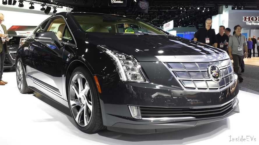 Cadillac ELR Shines Bright at 2014 Detroit Auto Show