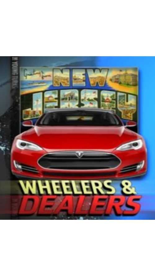Dealerships + Crony Capitalism = Sorry Tesla (Video)