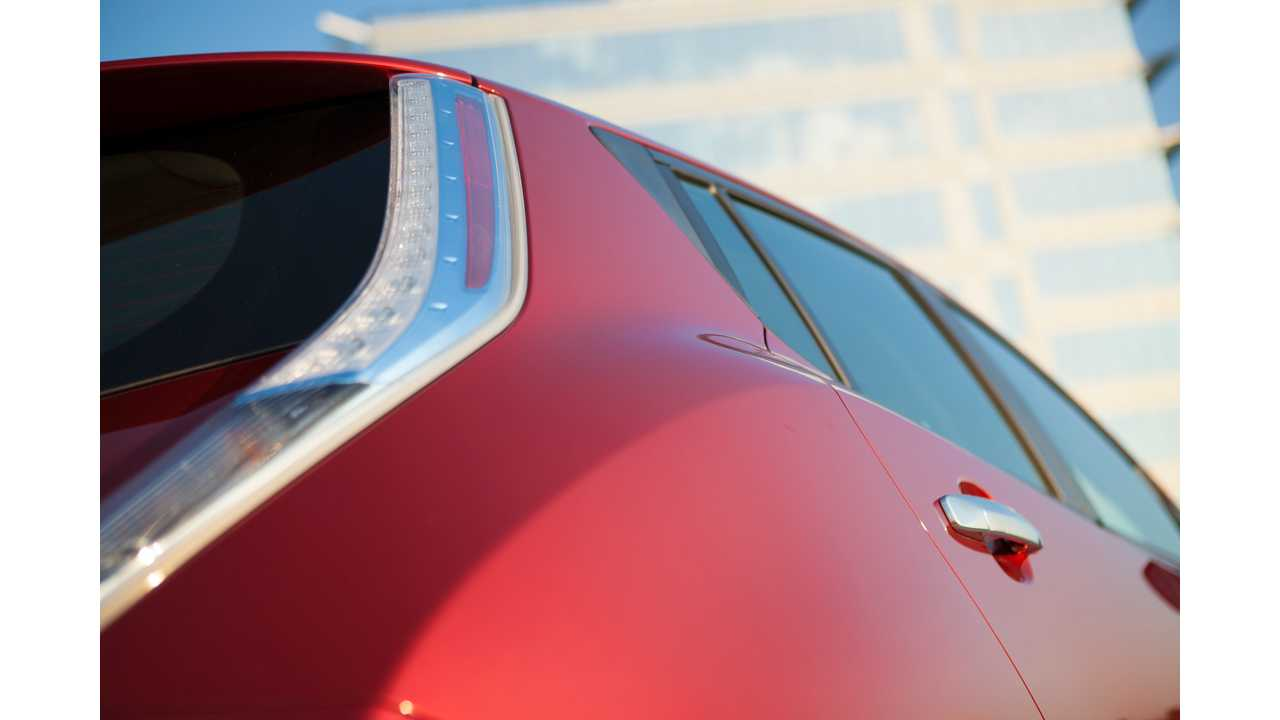 Nissan LEAF Sales Up 118% In February