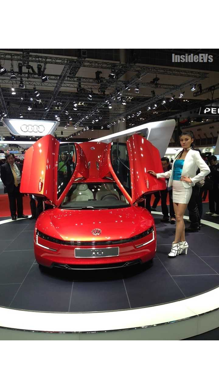Volkswagen: In the Future We'll Offer a PHEV in Every Segment