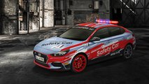Nuova Hyundai i30 Fastback N Safety Car WSBK