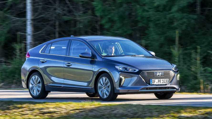 Hyundai Ioniq Hybrid (2019) im Test